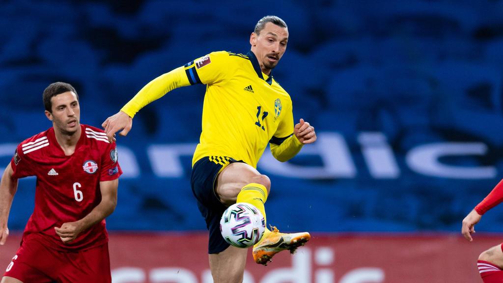 Zlatan no podrá volver a vestir la camiseta de Suecia.