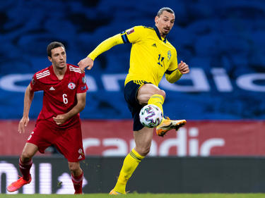 Zlatan Ibrahimović ist zurück