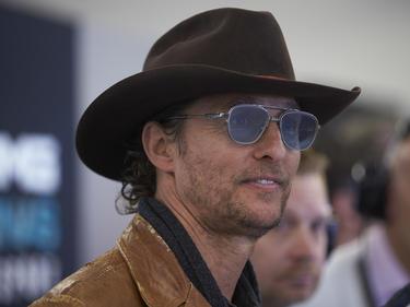 Matthew McConaughey en una imagen de archivo.