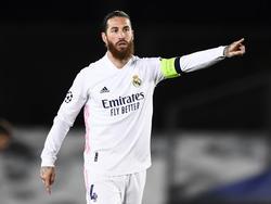 """Sergio Ramos fehlt den """"Königlichen"""" vorerst"""