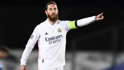 Ramos fehlt den Königlichen vorerst