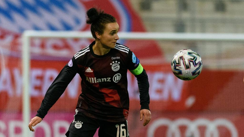Lina Magull freut sich auf Chelsea