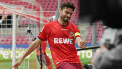 Jonas Hector steht mit dem 1. FC Köln vor dem Abstieg