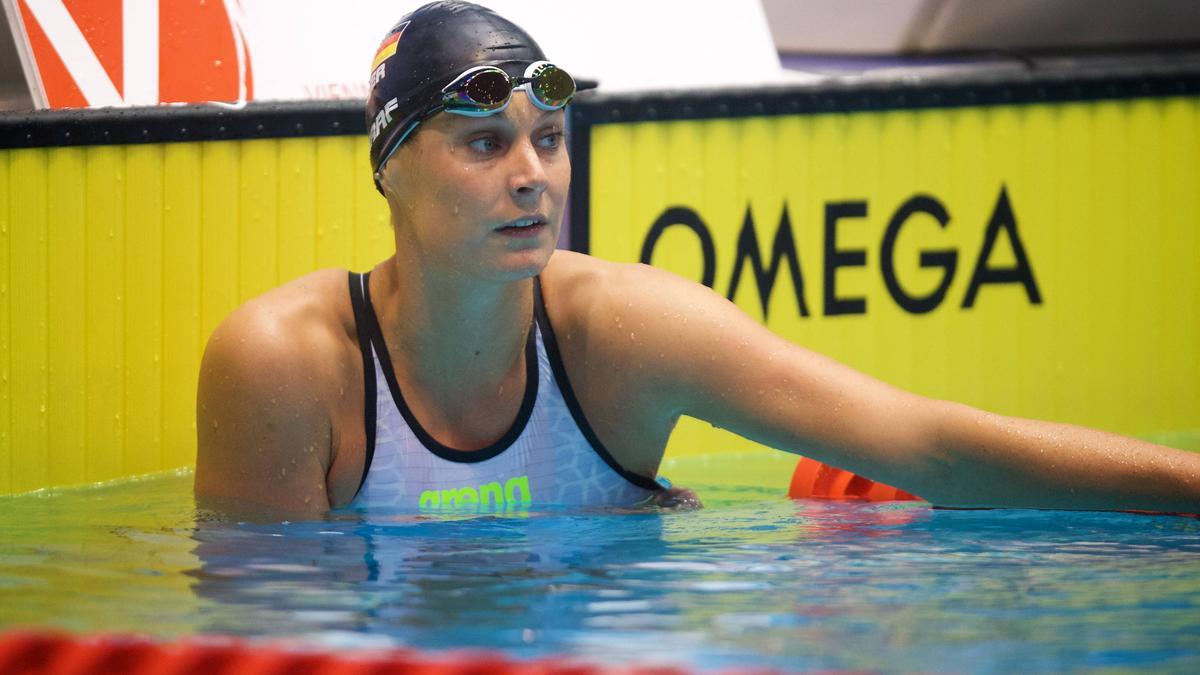 Schwimm-Star Lisa Graf beendet wegen Long Covid ihre Karriere