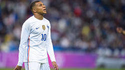 Superstar der Franzosen: Kylian Mbappé