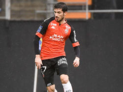 Adrian Grbić will sich bei Lorient durchbeißen