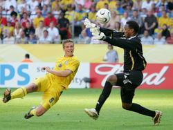 WM 2006: Trinidad ertrotzt ein 0:0 gegen Schweden
