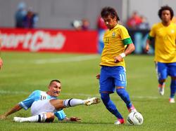 Argentinien - Brasilien 4:3
