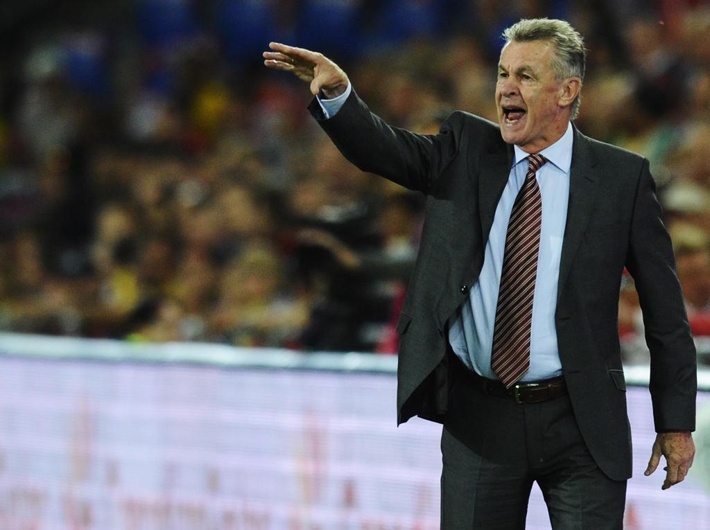 World Cup » News » Five facts on Switzerland coach Ottmar Hitzfeld