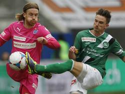 Grasshoppers - St. Gallen