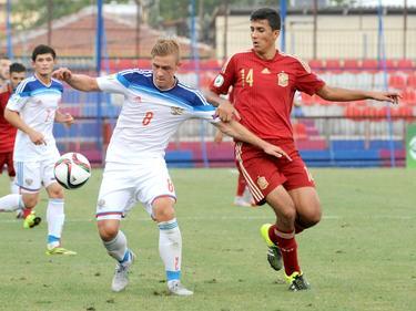 Españoles y rusos ya se enfrentaron durante la primera fase (1-3). (Foto: Imago)