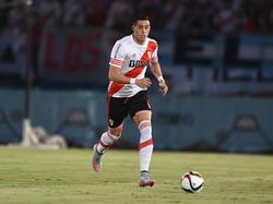 El defensor Ramiro Funes Mori llega al Everton desde River Plate. (Foto: Imago)