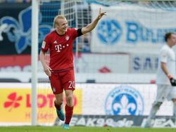 Sebastian Rode se declara seguidor del Dortmund. (Foto: Getty)