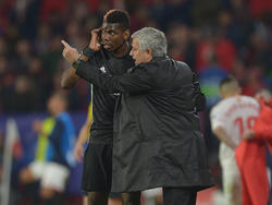Teammanger Mourinho ist über die Gerüchte verärgert