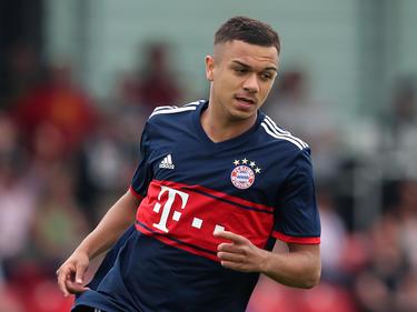 Will sich bei den Bayern-Profis durchsetzen: Oliver Batista Meier
