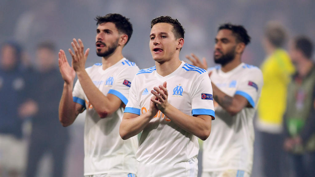 Der FC Bayern könnte bald ein Angebot für Florian Thauvin abgeben