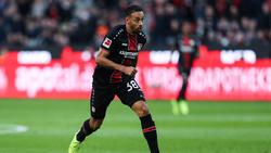 Karim Bellarabi ist bei Bayer Leverkusen mittlerweile unverzichtbar