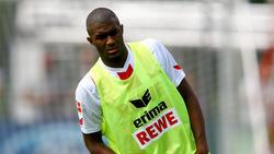 Anthony Modeste will endlich wieder für die Kölner auflaufen