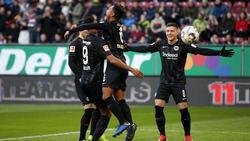 Eintracht Frankfurt sorgt für Lobeshymnen