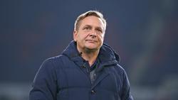 Horst Heldt steckt mit Hannover 96 in der Krise