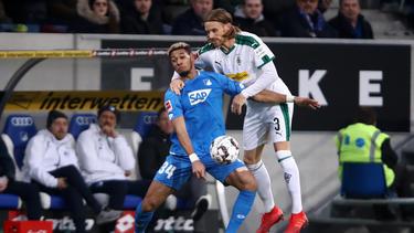 Hoffenheim und Gladbach teilen sich die Punkte