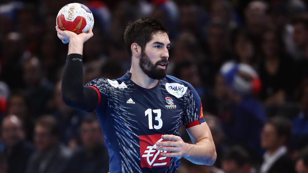 Nikola Karabatic könnte für Frankreich auflaufen