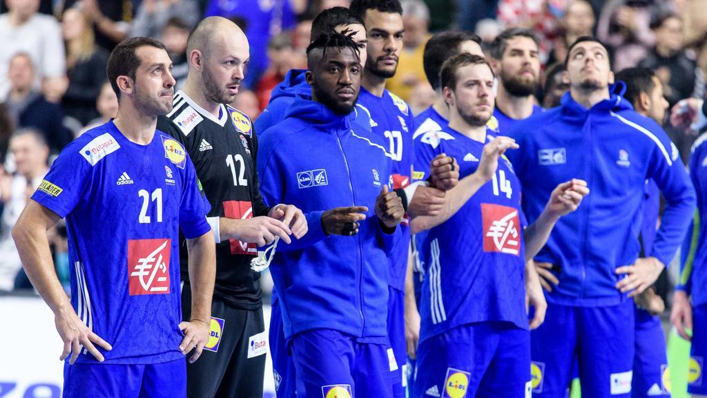 Frankreichs Handball-Stars konnten nicht immer überzeugen