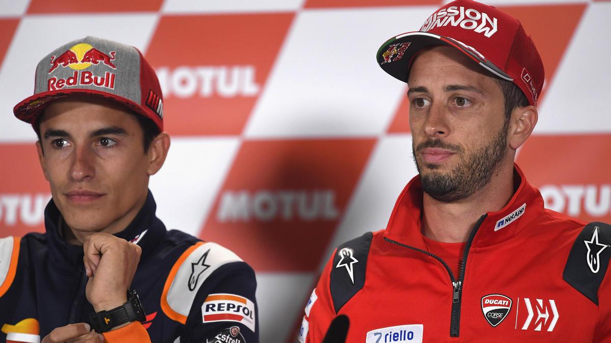 Marc Márquez sieht Andrea Dovizioso als Gefahr im Titelrennen