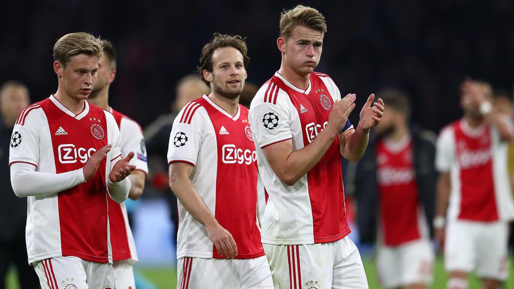 Durch den Erfolg von Ajax Amsterdam verschob die niederländische Liga einen Spieltag