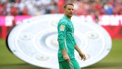 Manuel Neuer hofft auf einen Einsatz gegen RB Leipzig