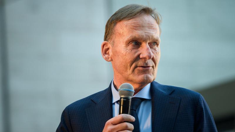 Hans-Joachim Watzke will gegenüber dem Rivalen Bayern München ambitionierter auftreten