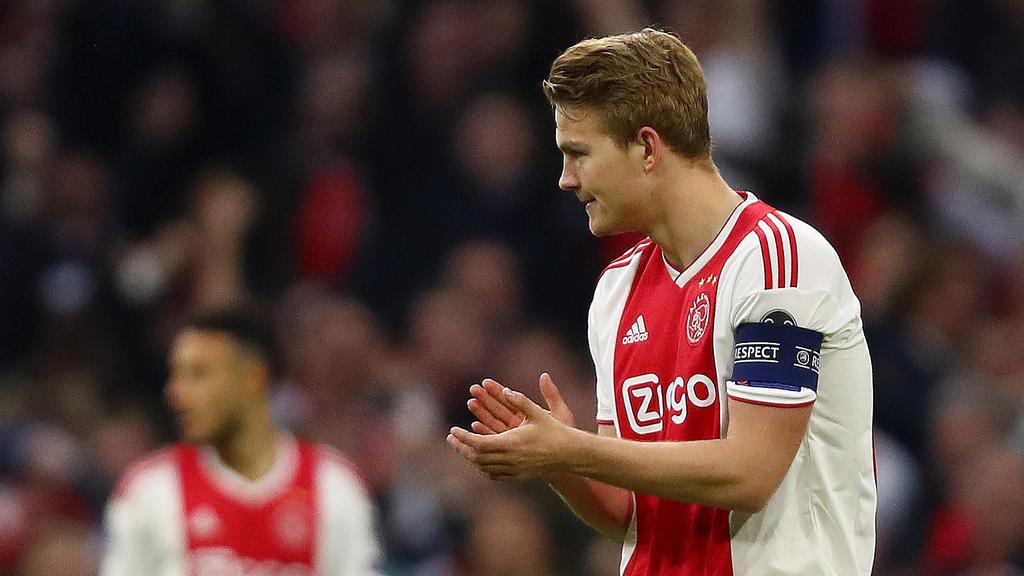 Matthijs de Ligt wird seit längerem beim FC Bayern gehandelt