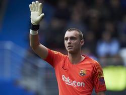 Jasper Cillessen abandonará el Barça estos días.