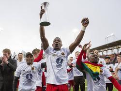 Östersund holt den schwedischen Cup