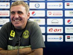 Georghe Hagi kann auf eine erfolgreiche Saison zurückblicken
