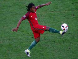 Renato Sanches legte den Treffer Portugals zum 2:0 vor