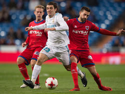 Real Madrid mit Mateo Kovacic (M.) siegte glanzlos