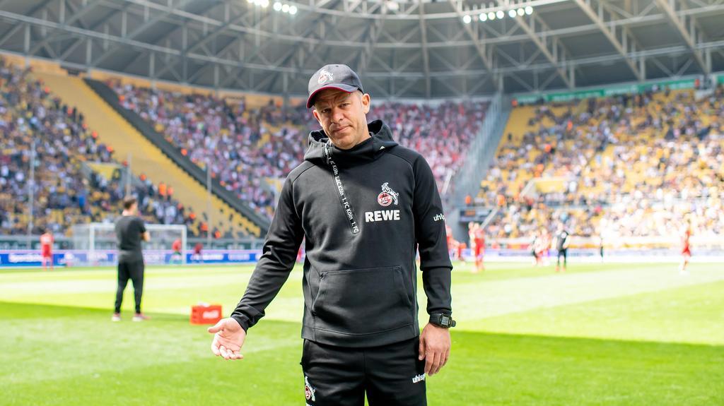 Markus Anfang wurde im Frühjahr 2019 beim 1. FC Köln entlassen