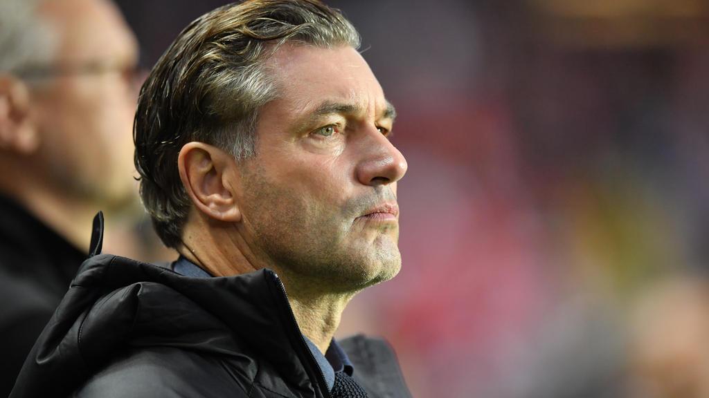 Michael Zorc war mit dem Spiel des BVB ganz und gar nicht zufrieden