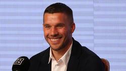 Zeichnet sich als umtriebiger Geschäftsmann aus: FC-Ikone Lukas Podolski