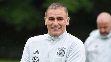 Stefan Kuntz betreut in Tokio das deutsche Fußball-Team
