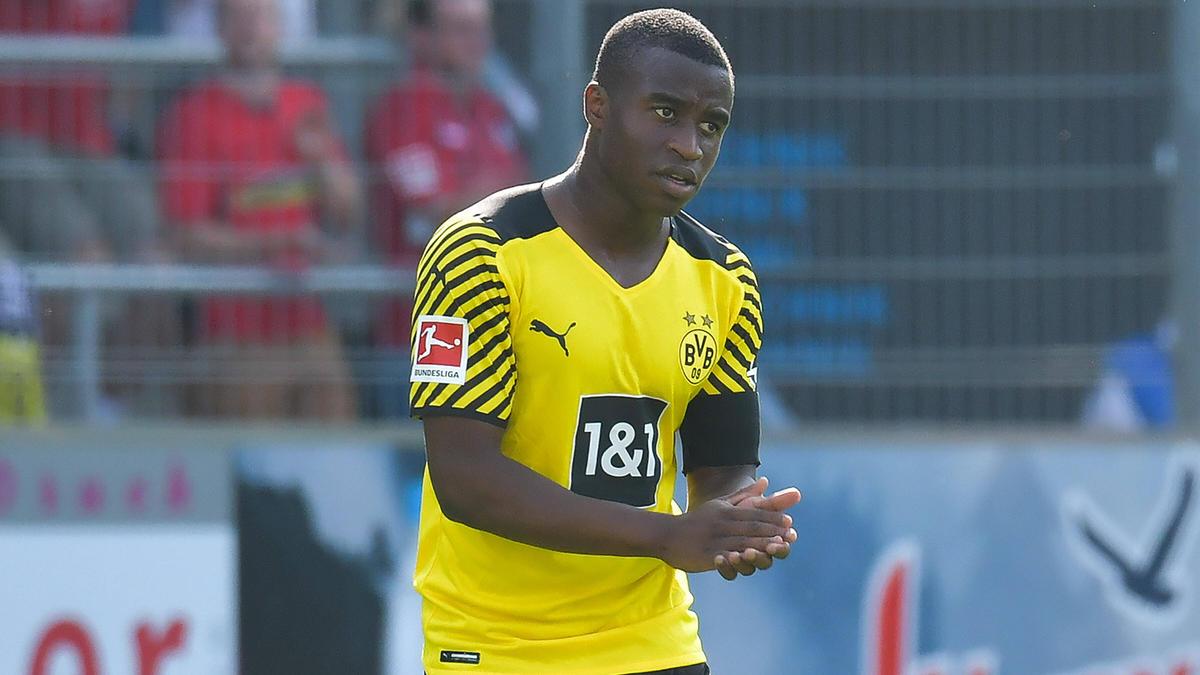 BVB-Juwel Youssoufa Moukoko gilt als größtes deutsches Sturmtalent