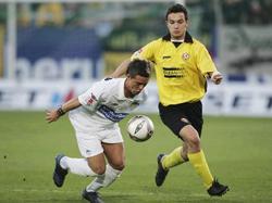 15.04.2005: Dynamo Dresden holt Auswärtssieg in Fürth