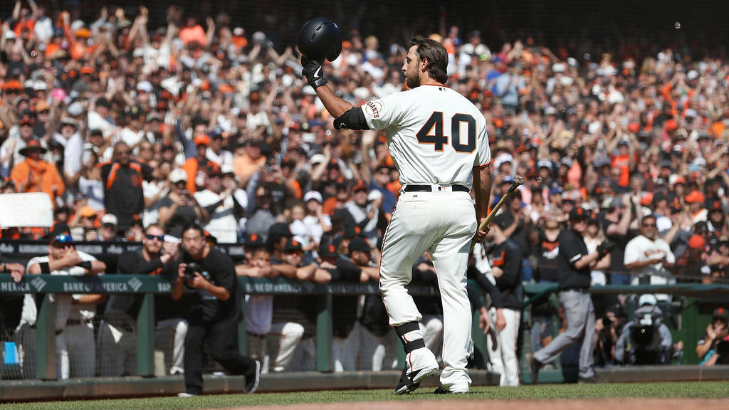Die San Fransisco Giants schreiben MLB-Geschichte