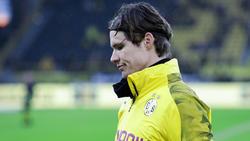 Marwin Hitz ist mit seiner BVB-Reservistenrolle nicht zufrieden