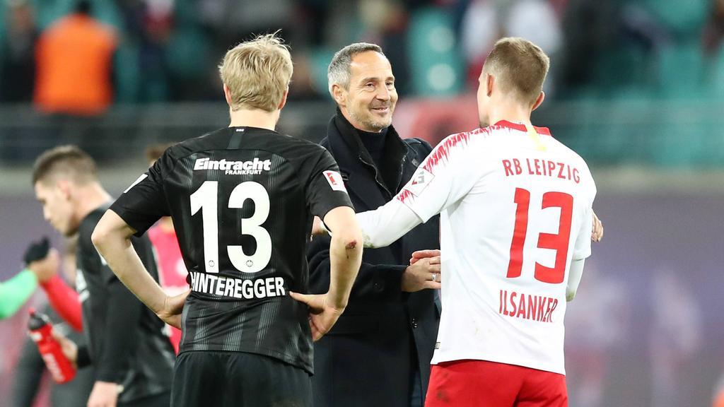 Stefan Ilsanker (r.) wird im Winter wohl nicht zu Eintracht Frankfurt wechseln