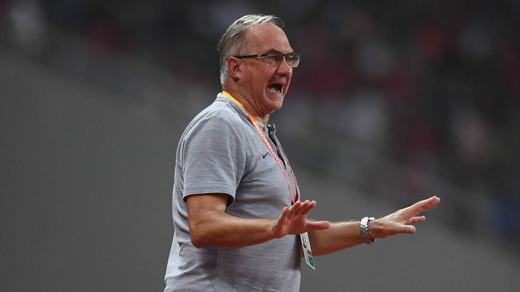 Nach dieser Saison ist Schluss: Uli Stielike beendet seine Trainerkarriere