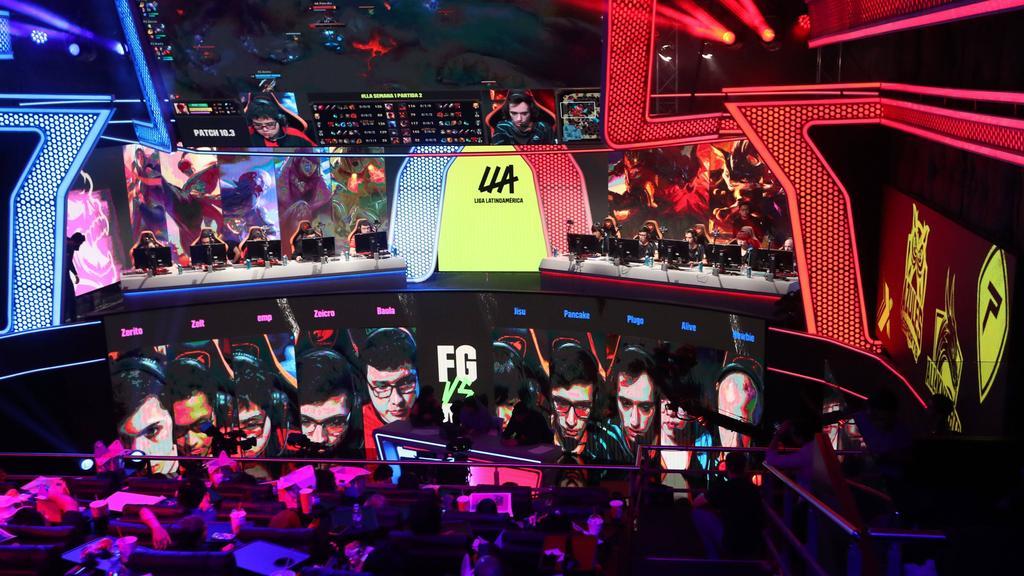 In eSports-Disziplinen wie League of Legends sind Benefizspiele geplant