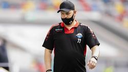 Steffen Baumgart ist von den Kämpferqualitäten seines Teams überzeugt