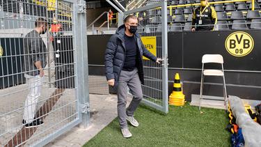 Lob für die DFL:BVB-Sportdirektor Michael Zorc
